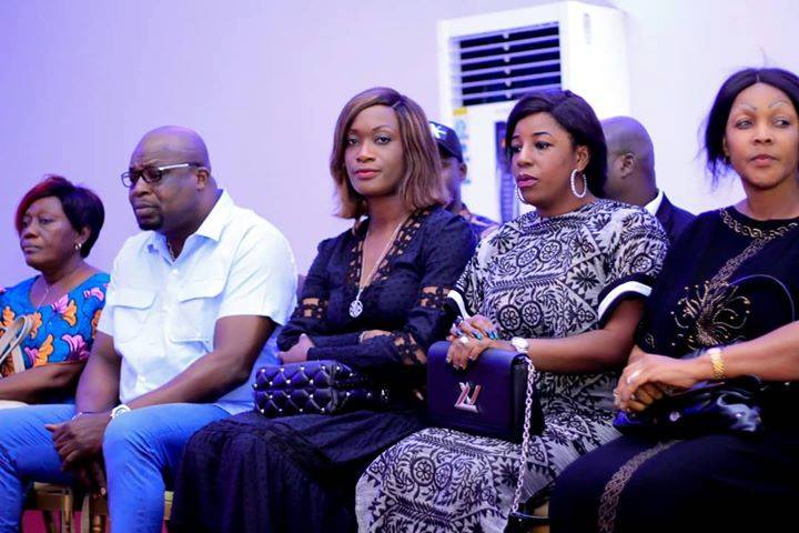 La fille de Gbagbo apporte son soutien à Carmen Sama, la femme DJ Arafat et Tina Glamour