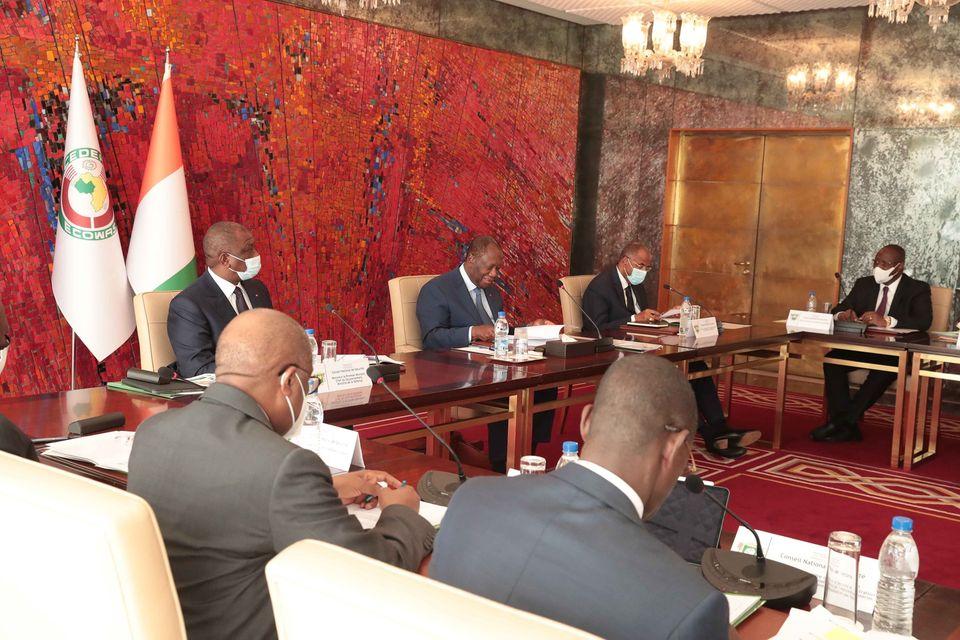 Conseil National de Sécurité du 19 novembre 2020 - AbidjanPeople.net